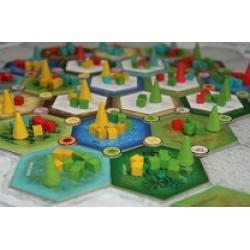 Majority area control – Dominant Species sau El Grande