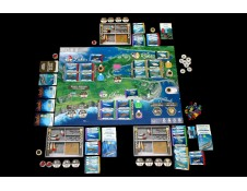 Coldwater Crown Board Game