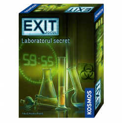 EXIT - Laboratorul Secret