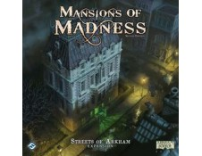 Mansions of Madness: Second Edition - Streets of Arkham Expansion