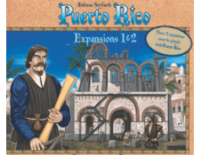 Puerto Rico Expansions 1 and 2
