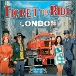 Ticket to Ride: Londra