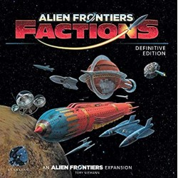 Alien Frontiers: Factions (Definitive Edition)