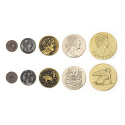 Ancient Egypt Metal Coins