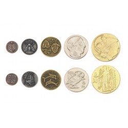 Ancient Greek Metal Coins