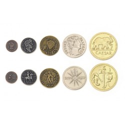 Ancient Rome Metal Coins
