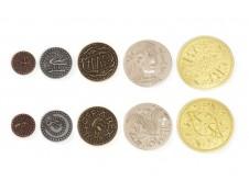 Anglo Saxon Metal Coins