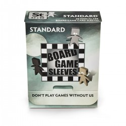 Board Games Sleeves - Non-Glare - Standard (63x88mm)