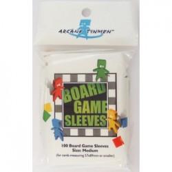 Arcane Tinmen - American Standard Card Sleeves (100) 57x89 mm