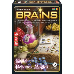 Brains: Potiunea Magica