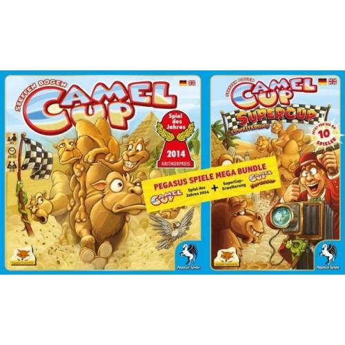 Camel Up + Camel Up: Supercup - Pachet Promotional