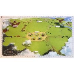 Review Pionul #1: Charterstone, sau usurinta de a invata un joc complex