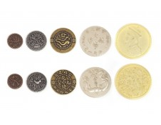 Chinese Metal Coins