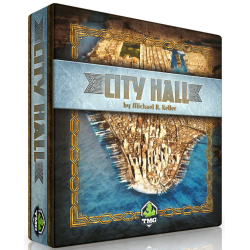 City Hall (cutia usor avariata)