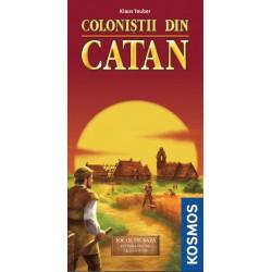 Colonistii din Catan: extensia pentru 5/6 jucator