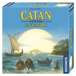 Colonistii din Catan - Navigatorii (Editia aniversara de 10 ani)