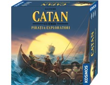 Colonistii din Catan - Pirati si Exploratori