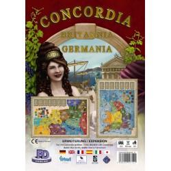 Concordia exp. Britannia & Germania