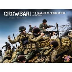 Crowbar! Rangers at Pointe du Hoc