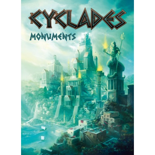 Cyclades: Monuments