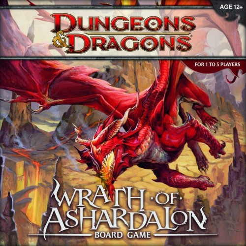 Dungeons and Dragons: Wrath of Ashardalon Board Game