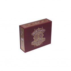 Iron Clays Printed Box (200)