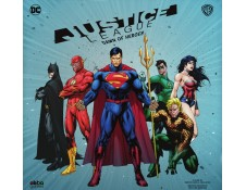 Justice League: Dawn of Heroes