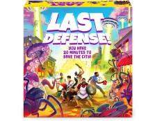 Last Defense!