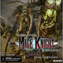 Mage Knight Board Game: Krang Character Expansion