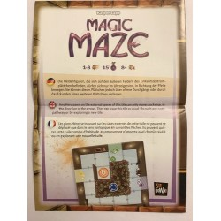 Magic Maze: Brettspiel Adventskalender 2017 Promo