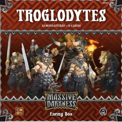 Massive Darkness: Enemy Box – Troglodytes