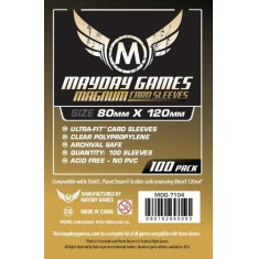 Mayday Magnum Card Sleeves (80x120mm) - Dixit
