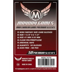 Mayday Mini Chimera Card Sleeves (43x65mm)