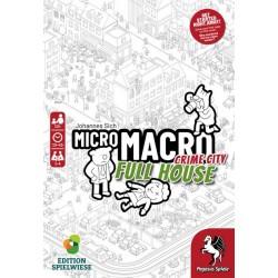 MicroMacro: Crime City – Full House
