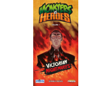 Monsters vs. Heroes: Victorian Nightmares