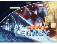 Pandemic Legacy - Season 1 (Blue Version)