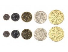 Celtic Metal Coins