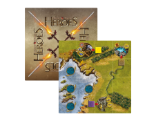 Might & Magic Heroes: The Boardgame