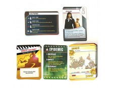 Pandemic: Legacy - Season 1 (Red Version)