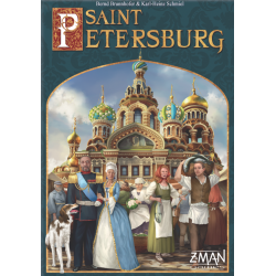 Saint-Petersburg - English Second Edition