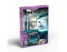 Sherlock: Misiunea 6 - Incendiu in Laboratorul Secret