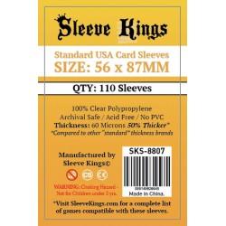 Sleeve Kings Standard USA Card Sleeves (56x87mm)