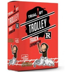Trial by Trolley: R Rated Track