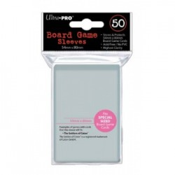 Ultra Pro Sleeves - Special Size 54x80mm (50 Sleeves)