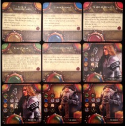 Viceroy Promo Cards